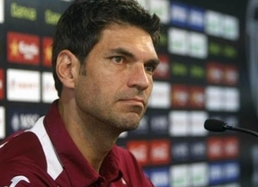 La paciencia se agota con Mauricio Pellegrino, que se juega la cabeza ante el Lille en Mestalla