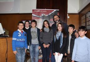 Escolares de la región, premiados por SEO/BirdLife por un cuento sobre el águila imperial