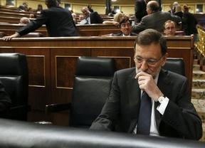 Rajoy, convencido de que el crédito 'volverá', aún debe una respuesta sobre la inversión en I+D+i