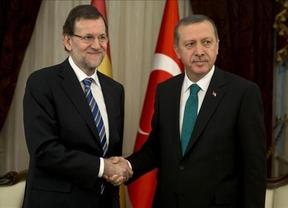 Rajoy renueva en Turquía la Alianza de Civilizaciones de Zapatero que tanto cuestionó desde la oposición