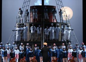 Y como todos los años, 'Los sobrinos del capitán Grant', zarzuela para todas las edades, vuelven a casa por Navidad