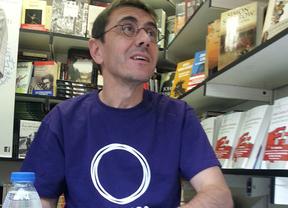 Juan Carlos Monedero (Podemos):
