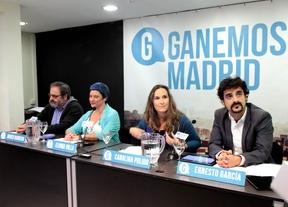 Ganemos Madrid decidirá entre diciembre y enero si confluyen con Izquierda Unida y/o Podemos