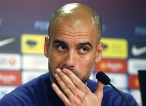 Guardiola, genio y figura, no cambia de discurso: