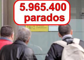 700.000 nuevos parados desde que llegó Rajoy: la EPA saca a relucir las peores cifras de la reforma laboral