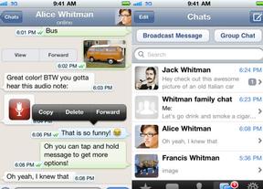 Whatsapp Messenger para iOS vuelve a ser gratis por tiempo limitado