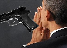 Tras la masacre de Newtown... ¿se atreverá Obama con las leyes sobre posesión de armas?