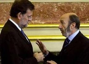 Así será el debate entre Rubalcaba y Rajoy que intenta cambiar el signo de los sondeos