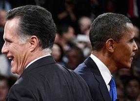 'Sandy' perjudica a Romney en el momento cumbre: Obama mantiene su ligera ventaja con el reloj parado