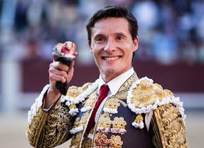 Sólido triunfo de Diego Urdiales en el cierre de Otoño con una encastada e interesante corrida de Adolfo