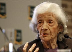 Natalia Menéndez: La pérdida de Ana María Matute es 'una lástima'