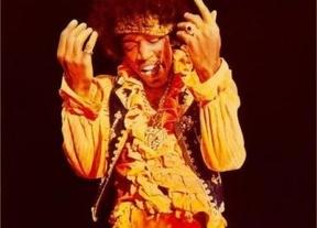 Homenaje a Jimi Hendrix: Los grandes momentos del 'salvaje ángel azul'
