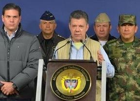 Suspendido el proceso de paz en Colombia tras el secuestro de un general por las FARC