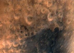 La nave india Mangalyaan comienza a enviar fotos de Marte y 'tuitea' con Curiosity