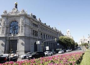 La economía española frena su caída y se contrae un 0,5 % en el primer trimestre del año