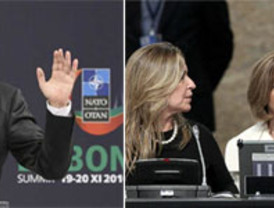 Zapatero 'se moja' por primera vez: las tropas españolas se irán de Afganistán en 2012