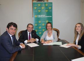 Caja Rural de Castilla-La Mancha firma una operación de 42 millones con la Diputación de Guadalajara