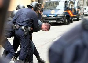 El sindicato policial SUP elige bando: apoyará a los policías que no quieran participar en desahucios