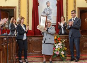 Guadalajara nombra a Teresa Butrón Hija Adoptiva de la ciudad