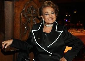 La mítica cantante, actriz y presentadora Carmen Sevilla podría tener Alzheimer
