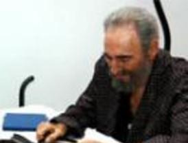 Fidel Castro reconoce que no se encuentra
