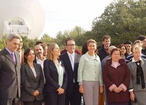 A finales de año entrará en funcionamiento en Yebes un radiotelescopio que permitirá predecir desastres naturales