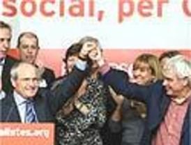 Montilla y la ejecutiva del PSC apuestan de forma unánime por el tripartito