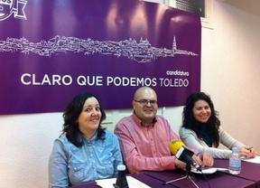 'Claro que Podemos Toledo' no concurrirá en solitario a las elecciones
