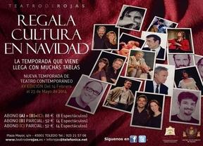 El Rojas de Toledo lanza un abono para ocho obras de teatro contemporáneo