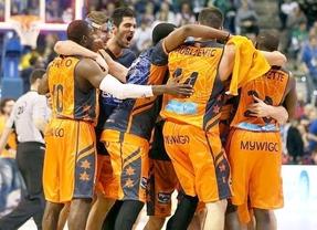 Valencia Basket logra acceder a octavos de final de la Eurocup