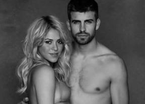 La famosa cantante Shakira y el futbolista del FC Barcelona Piqué son padres