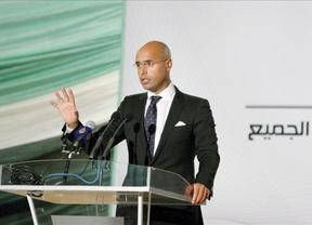 Saif al Islam Gadafi, hijo del difunto mandatario libio, detenido al sur del país
