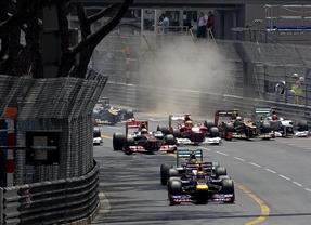 Webber se lleva la victoria en Mónaco, seguido de Rosberg y Alonso