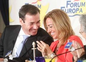 Chacón y Gómez 'calientan' el debate socialista: actúan a dúo para pedir primarias en febrero