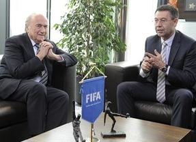 El Barça sigue cargando contra la FIFA por su sanción
