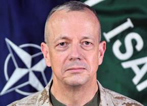 El jefe del ISAF en Afganistán se queja de la prensa: