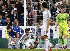 Los jugadores del Schalke'04 corrieron casi 10 kilómetros más que los del Real Madrid