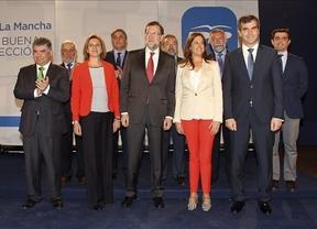Rajoy se refugia en Castilla-La Mancha para acallar la marea nacional interna
