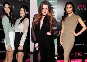 El glamour se perdió la fiesta de los Style Awards 2011