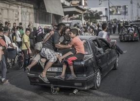 Israel impone sus condiciones de tregua y los palestinos los celebran en Gaza como una victoria