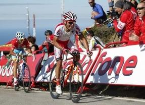 'Purito' gana la etapa y Horner le quita el 'rojo' a Nibali