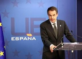 Zapatero se despide de Europa hablando de la recuperación: nos queda