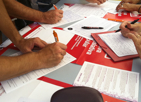 Más de 500.000 firmas para la ILP por la dación en pago
