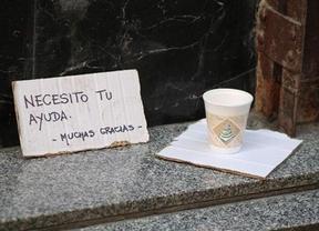 En España hay 3 millones de personas pobres, según Cártitas