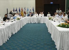 Termina (por fin) la desangelada Cumbre de Veracruz, convertida en una bienal