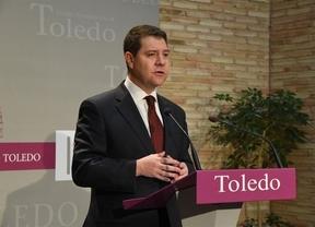 García-Page promete un gran acuerdo por la función pública con los sindicatos