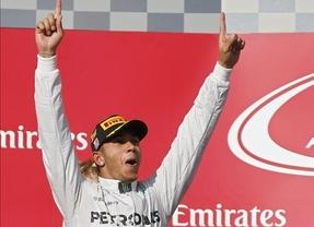 GP de EEUU: Alonso, 6º, sigue de comparsa y Hamilton se acerca más al título mundial