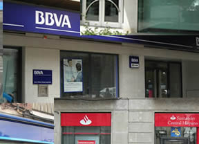 La gran banca gana 9.695 millones hasta septiembre, un 14% menos