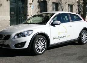 Valencia inaugura un servicio de alquiler de coches por horas