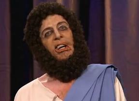Jesucristo en persona felicita a Cecilia Giménez por su versión del 'Ecce homo'